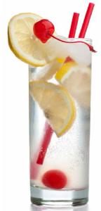 Drinks - Gin Fizz
